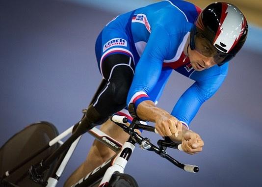 Jiří Ježek je nejúspěšnějším cyklistou paralympijské historie.