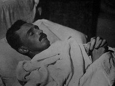 Posmrtný snímek Karla I. Habsbursko-lotrinského, který zemřel 1.dubna 1922ve vyhnanství na portugalském ostrově Madeira.