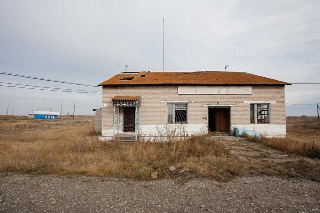 Vybydlený dům vobci Musljumovo