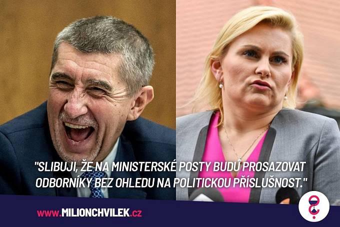 Některé memy se v souvislosti s Malou zaměřily i na osobu Andreje Babiše