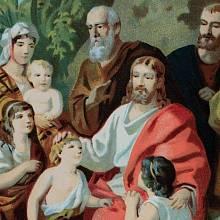 Ježíš s dětmi