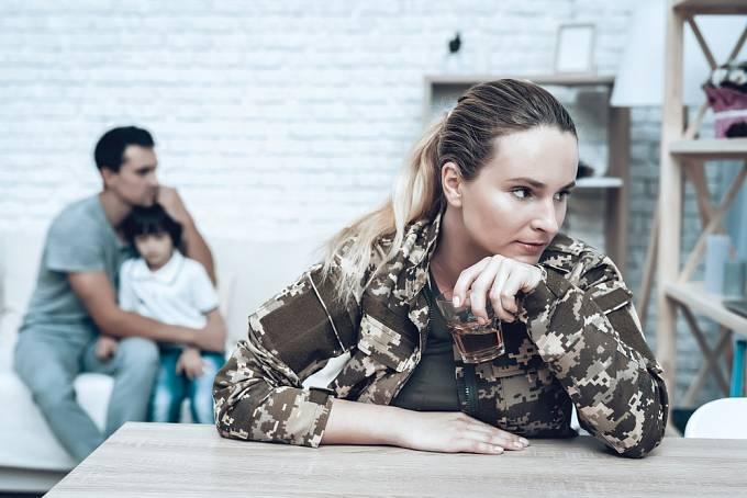 Posstraumatická stresová porucha nejčastěji postihuje vojáky