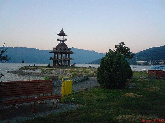 Oršava v rumunském Banátu