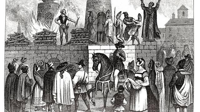 Trest smrti upálením v raném novověku