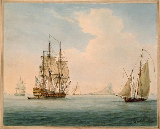 Britské královské námořnictvo
