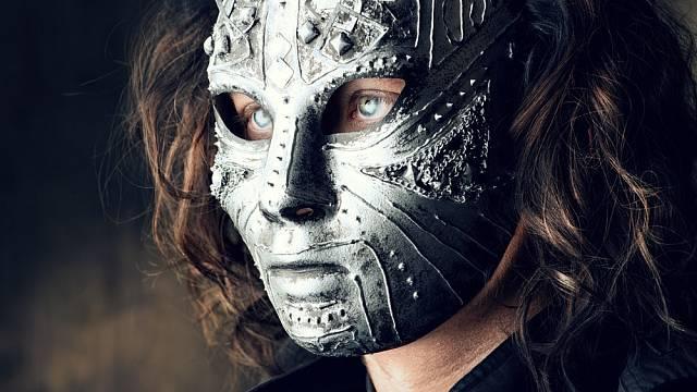 Muž se železnou maskou - ilustrační foto