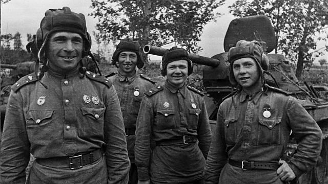 Sovětští tankisté