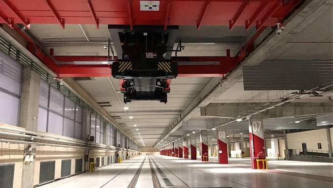 UNIKÁT. Za nejlepší logistickou či průmyslovou stavbu uplynulého roku bylo zvoleno logistické centrum The Chapelle International v Paříži. Mezi kandidáty byl i polský Amazon.