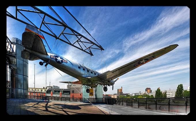 dopravní letoun Dakota