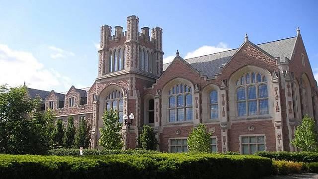 Vysokou částku Janite poslala také Univerzitě ve Washingtonu