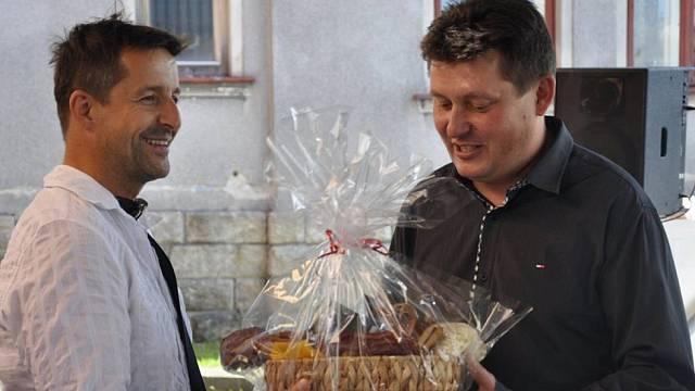 Tomáš Krejčíř a Martin Balatka