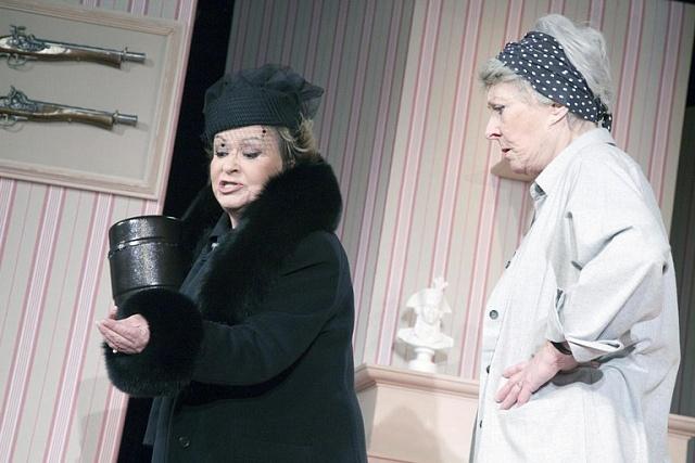 Většinu své divadelní kariéry prožila Jiřina Bohdalové vpražském Divadle Na Vinohradech (1967–2004), dodnes hraje vDivadle Na Jezerce.