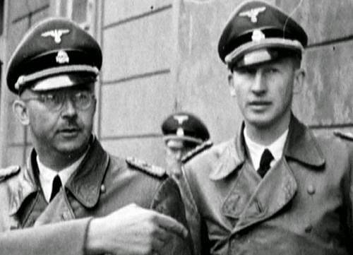 Učitel a jeho žák: Heinrich Himmler a Reinhard Heydrich