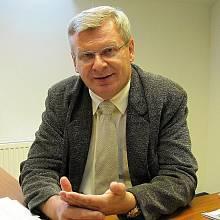 Místopředseda Senátu Ivo Bárek