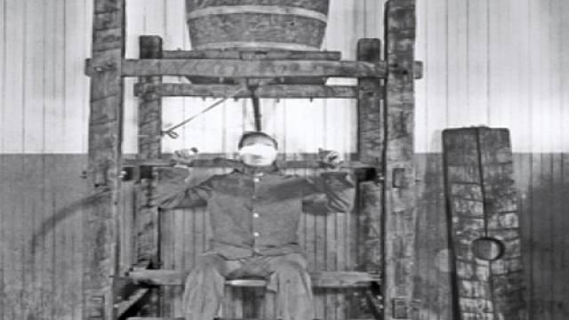 Mučení kapkami vody mělo drastické následky.