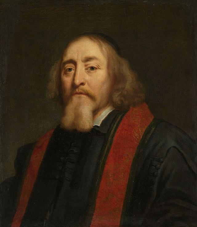 Portrét učitele národů, Jana Amose Komenského