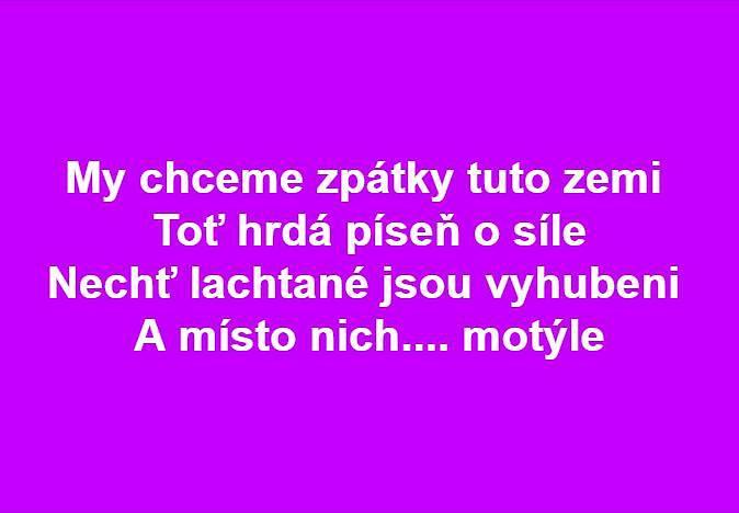 """Vtipů a sarkasmů na účet Andreje Babiše a jeho hlášky se slovem """"motýle"""" neubývá"""
