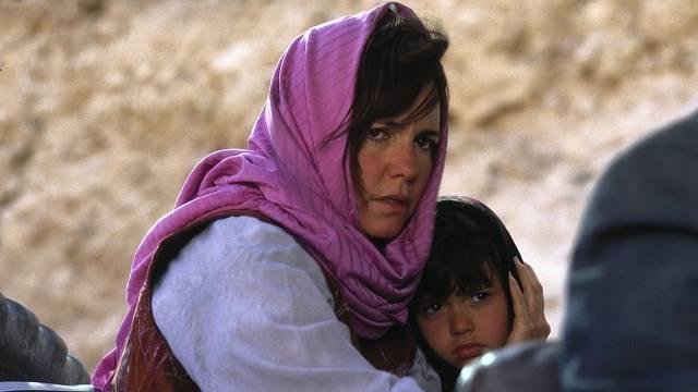 Z filmu Bez dcerky neodejdu