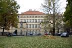 V hotelu Polski ubytovávali nacisté Židy, kterým slíbili, že pojedou do Ameriky.