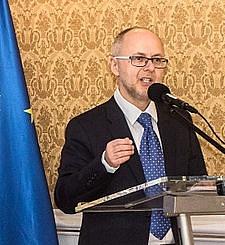 Podnikatel Jiří Kůs - český propagátor myšlenek Jeremy Rifkina