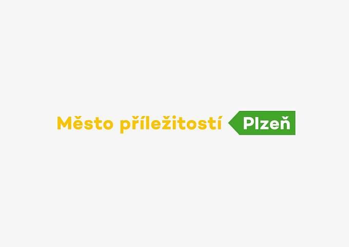 Plzeň si loni vybrala logo od studia Dynamo Design