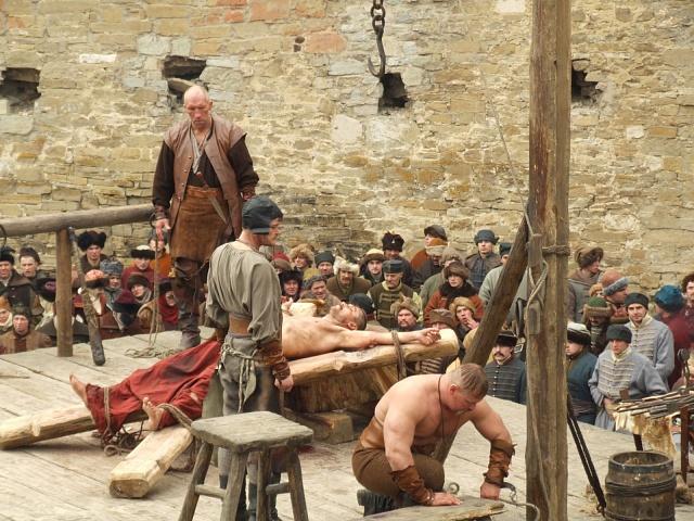Popravy dříve bývaly veřejnost, dokonce ispolečenskou událostí. Ilustrační foto.