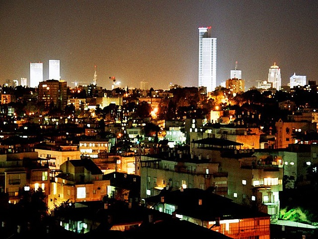 Metropolitní oblast Tel Avivu Guš Dan