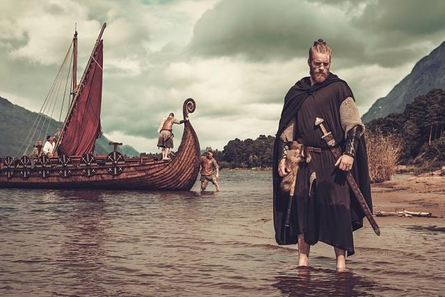 DNA Vikingů vsobě nosí asi 10procent českých mužů.