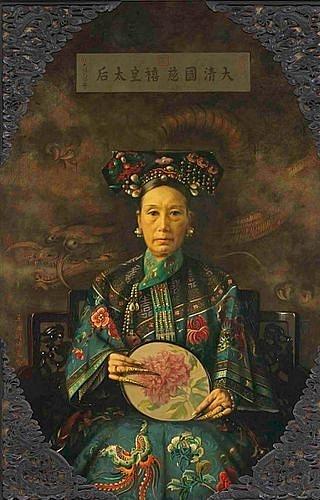 Císařovna Tz'u-hsi