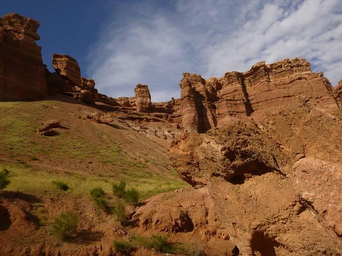 Národní park v soutěsce Šarin je přístupný i pro motorizované turisty