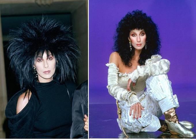 Bohaté háro ke zpěvačce Cher prostě patřilo