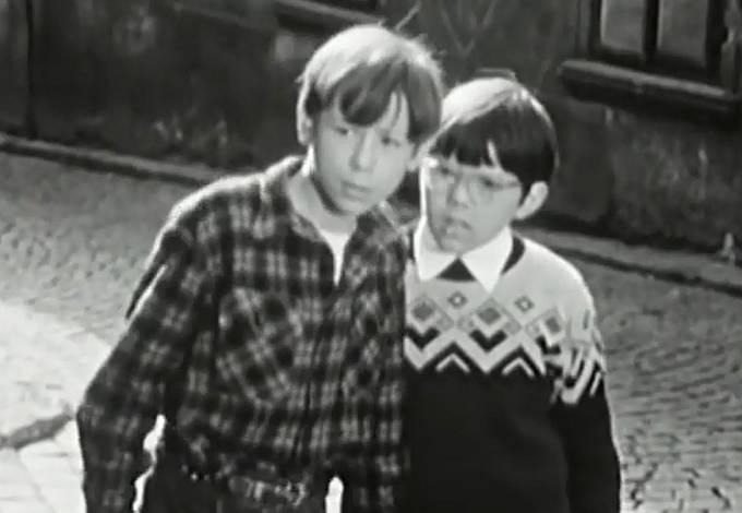 Michal Michálek a Marek Eben