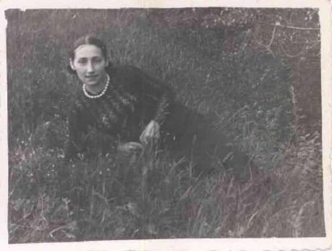 Matka Hannah Lewisové Chaya