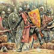 Válečná tažení ve středověku úzce souvisela s ročním obdobím. Pole musela být sklizena a zásoby hojné.