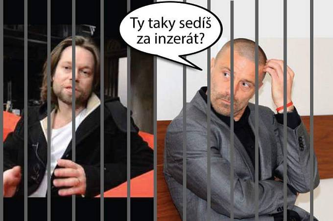 Patří za tvorbu Inzerátu za mříže spíš Tomáš Řepka, nebo Tomáš Krajčo?