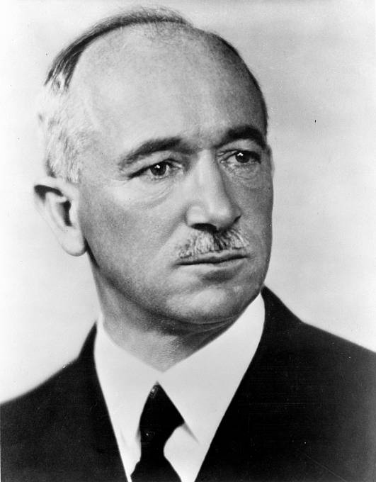 Druhý československý prezident Edvard Beneš