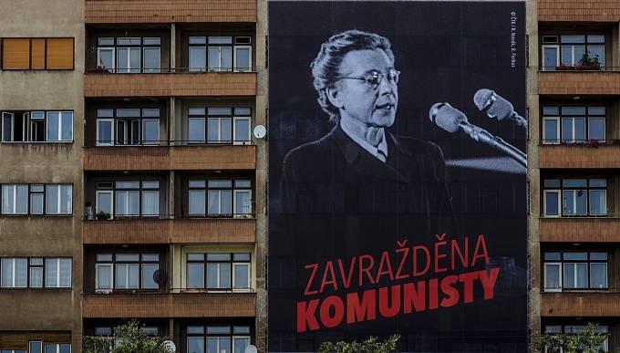 Milada Horáková, zavražděna komunisty