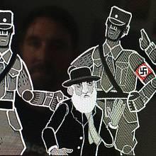 """Videohra """"Přes nejtemnější časy"""", do níž se vrátily nacistické symboly"""