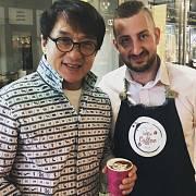 Marek Adam s Jackie Chanem