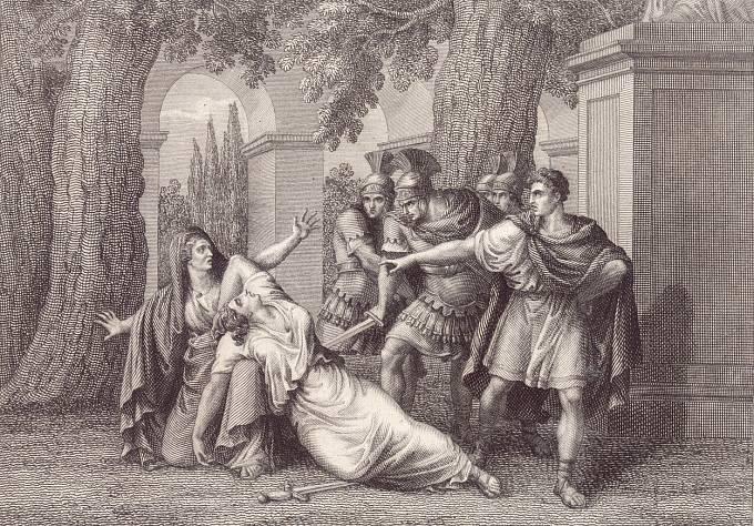 Vražda Messaliny