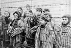 Židovské děti určené k lékařským pokusům po osvobození Rudou armádou