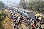 V Indii dochází často k vlakovým nehodám