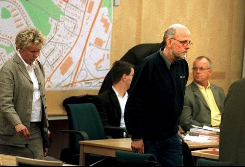 """Sture Bergwall  se přiznal k 30 vraždám a do historie vstoupil jako """"Hannibal Lecter."""""""
