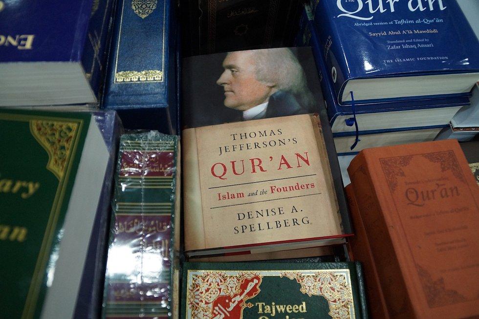 Na muslimském knižním veletrhu v USA