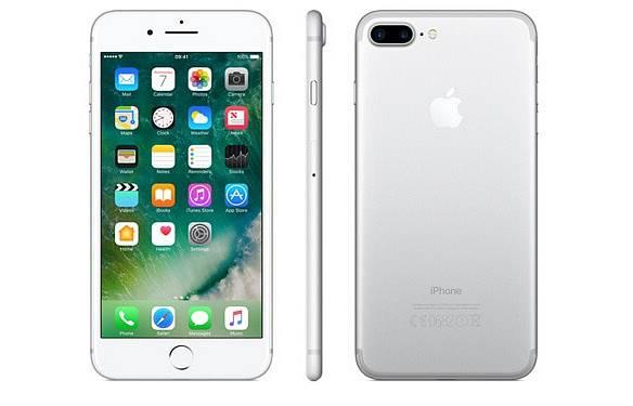 Apple iPhone 7 Plus. Přímý konkurent Samsung Galaxy Note 7.