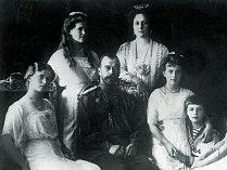 Rodina cara Mikuláše II.