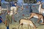 Lov zvěřiny byl pro vesničany zakázaný, proto ji nahrazovali zběhlými psy