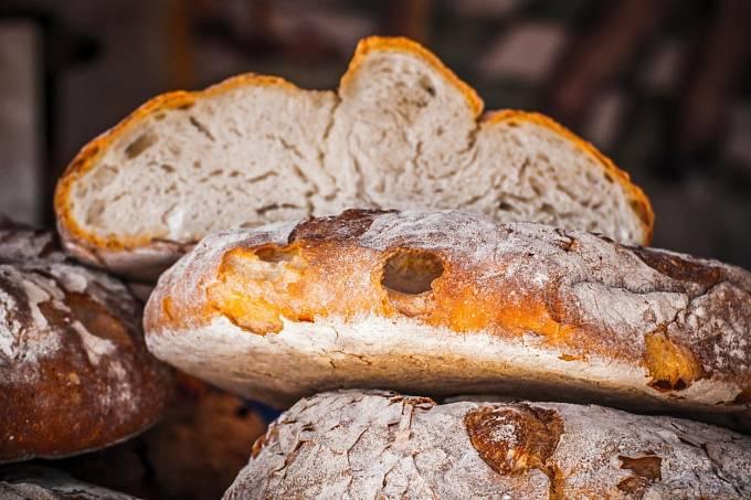 Chleba byl na jídelníčku chudých i bohatých