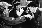 Hanny Reitschová a Adolf Hitler - z filmu Hitler: The Last Ten Days
