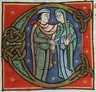 Ilustrační foto: Středověký sňatek ssebou nesl iprávo první noci
